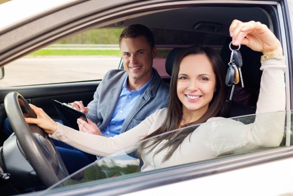 Badania kierowców na prawo jazdy