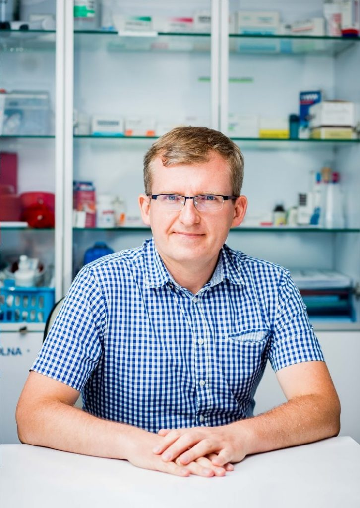 dr n. med. Krzysztof Zasada